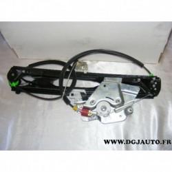 Mecanisme de leve vitre electrique avant gauche sans moteur 4807514 pour ford focus 2 portes partir 1998