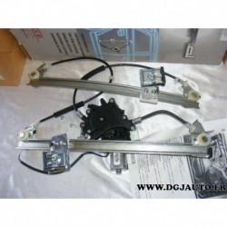 Leve vitre electrique avant gauche 9907504 pour seat ibiza cordoba inca de 1993 à 2002 volkswagen polo 4 de 1997 à 2001