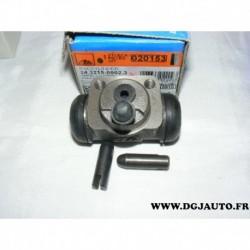 Lot 2 cylindres de roue frein arriere 24321509023 pour mercedes transporter 207 208 209 210 307 308 309 310 T1