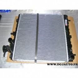Radiateur refroidissement moteur 82002051 pour hyundai amica atos atoz 1.0 essence