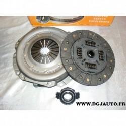 Kit embrayage disque + mecanisme + butée K1414 pour citroen berlingo peugeot partner 1.9D 1.9 D diesel