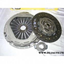 Kit embrayage disque + mecanisme + butée 627300800 pour iveco daily 2 35-10 35-12 2.5TD 2.8TD
