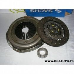 Kit embrayage disque + mecanisme + butée 3000179001 pour opel omega A vauxhall carlton 2.3D 2.3TD 2.3 D TD