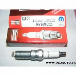 Boite de 4 bougies allumage RE14MCC5 pour jeep wrangler chrysler 300C 300 C Pt cruiser sebring 2.0 2.4 5.7 V8