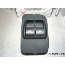 Commande platine bouton leve vitre electrique avant 735461275 pour fiat fiorino qubo partir 2007 citroen nemo peugeot bipper