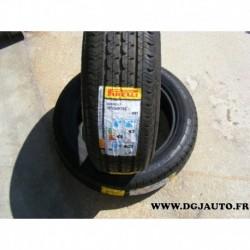 Paire pneu neuf 195/60/16 C 195 60 16C 99/97T DOT2614 pirelli chrono S2