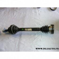 Cardan transmission avant gauche 5010 pour renault clio 1.4 1.8 essence (sans emballage)