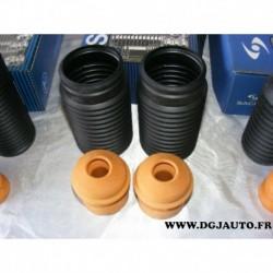 Paire de soufflet protection poussiere avec tampon amortisseur 900016 pour ford sierra 1 2 dont break