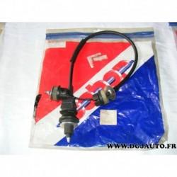 Cable embrayage 112244 pour citroen xantia phase 1 et 2 essence et TD turbo diesel