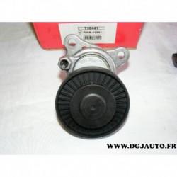 Galet tendeur courroie accessoire T38441 pour rover 25 45 75 214 216 414 416 streetwise MG ZR ZS ZT land rover freelander 1.4 1.