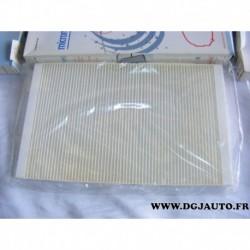 Filtre habitacle climatisation CP1029 pour audi A6 S6 AU55 dont quattro