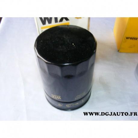 filtre huile wl7222 pour nissan cabstar king cab laurel patrol pickup terrano 2 trade urvan. Black Bedroom Furniture Sets. Home Design Ideas