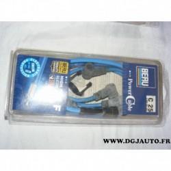 Jeu cable faisceau fils de allumage bougie 0900301065 C25 pour renault 19 21 R19 et R21 1.7