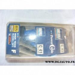 Jeu cable faisceau fils de allumage bougie 0900301090 C41 pour renault laguna safrane 2.0 volvo S40 V40 1.6 1.8 1.9 2.0
