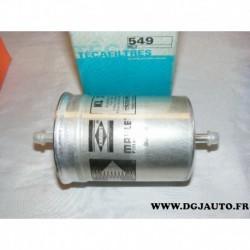 Filtre à carburant essence KL2 pour audi A4 A6 alfa romeo 75 90 164 166 GTV spider citroen XM BMW E28 E30 E32 E34 E36