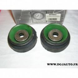 Paire tampon butée amortisseur suspension 30769/2 pour audi 80 90 coupé