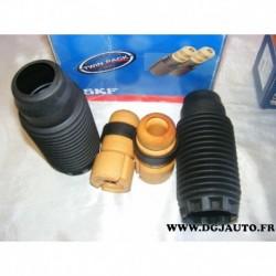 Paire de soufflet protection poussiere avec tampon amortisseur VKDP33308T pour peugeot 406 605