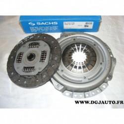 Kit embrayage disque + mécanisme 3000951007 pour ford fiesta 4 5 fusion ka puma mazda 121 1.25 1.3 1.4 essence