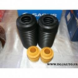 Paire de soufflet protection poussiere avec tampon amortisseur 900146 pour ford fusion