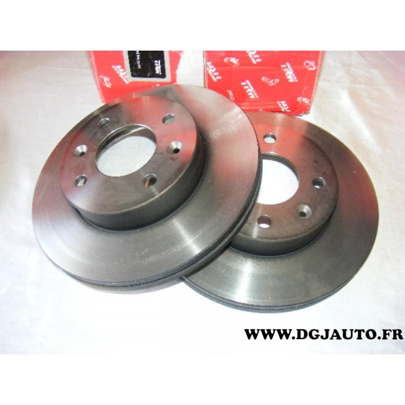 paire disque de frein avant ventil 241mm diametre df4458 pour hyundai i10 kia picanto au. Black Bedroom Furniture Sets. Home Design Ideas