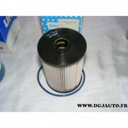 Filtre à carburant gazoil C512 pour citroen C5 C6 et peugeot 407 607 2.7HDI 2.7 HDI diesel
