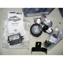 Kit systeme alarme antivol volumetrique 59068182 pour fiat stilo