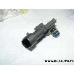 Capteur pression tuyau admission barometrique 418098 pour renault clio 2 3 espace 3 4 kangoo laguna 1 2 megane 1 2 scenic 1 2 tr