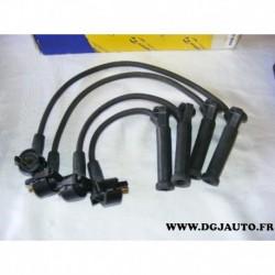 Jeu cable faisceau fils de allumage bougie 7418 pour ford puma 1.4 1.7 mazda 121 1.2