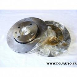 Paire disque de frein avant ventilé 239mm diametre 22291 pour volkswagen polo lupo seat arosa skoda fabia
