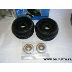 Paire butée amortisseur suspension avant VKDA35407T pour ford fiesta 4 ka puma streetka mazda 121