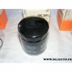 Filtre à huile OC501 pour alfa romeo 147 155 156 164 166 GT GTV spider fiat 128 duna fiorino punto 1 regata ritmo 1 2 3 tempra t
