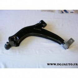 Triangle bras de suspension avant gauche 18mm QSA2117S pour peugeot 306 phase 1 et 2