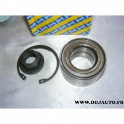 Kit roulement de roue avant R15254 pour ford fiesta 5 focus 1 mazda 121