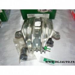 Etrier frein avant droit piston 54mm montage lucas 342047 pour peugeot 306