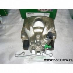 Etrier frein avant droit piston 48mm montage ATE 342039 pour peugeot 106 205 306 citroen saxo xsara