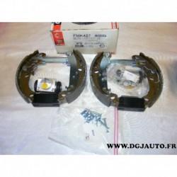 Kit frein arriere prémonté 180x32 montage AP lockheed FMK427 pour ford fiesta 4 ka