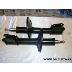 Paire amortisseur avant entraxe fixation 52mm 527124 315 pour renault clio