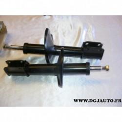 Paire amortisseur avant pression huile entraxe fixation droite alignée 304 pour renault super 5