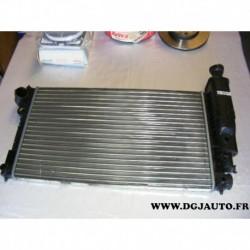 Radiateur refroidissement moteur 730575 pour peugeot 405 phase 2 1.4 1.6 1.8 2.0 dont mi16 1.9D 1.9 D