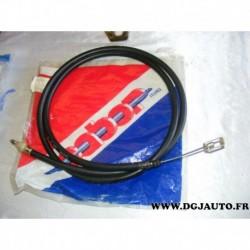 Cable de frein à main 491.2 pour citroen evasion jumpy fiat scudo ulysse lancia zeta peugeot 806 expert