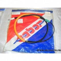 Cable de frein à main 10.6026 pour peugeot 306 avec frein à disques