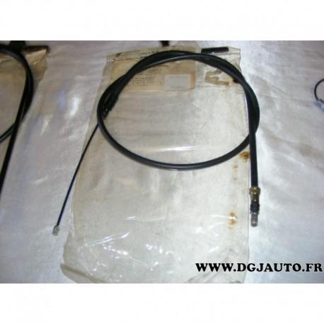 cable de frein main 104713 pour citroen saxo peugeot 106 au meilleur prix sur dgjauto fr. Black Bedroom Furniture Sets. Home Design Ideas