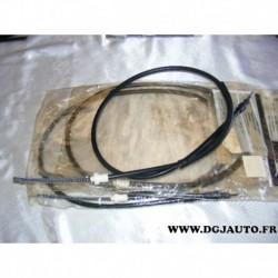 Cable de frein à main 106011 pour peugeot 106 phase 1 et 2