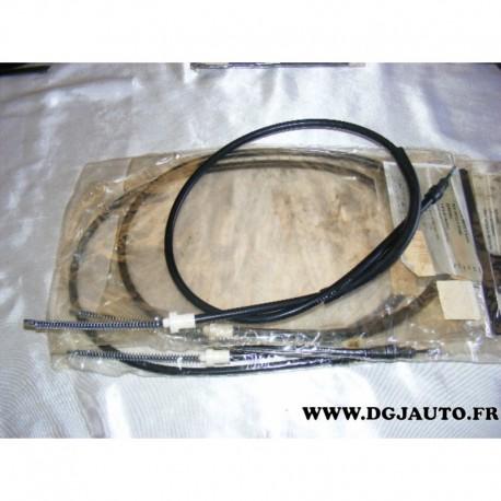 cable de frein main 106011 pour peugeot 106 phase 1 et 2 au meilleur prix sur dgjauto fr. Black Bedroom Furniture Sets. Home Design Ideas