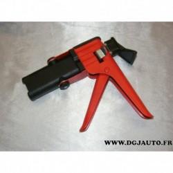 Pistolet à colle ahdsif melangeur double cartouche