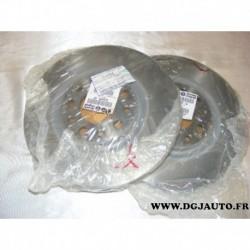 Paire disque de frein avant 305mm ventilé 51937304 pour alfa romeo 159 giulietta brera spider fiat 500X 500 X