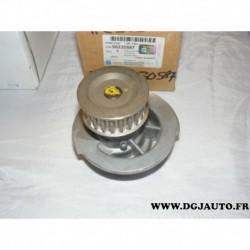 Pompe à eau 96230587 pour daewoo chevrolet rezzo tacuma U100 1.8 essence
