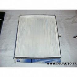 Filtre habitacle climatisation 96554378 pour chevrolet daewoo lacetti nubira J200