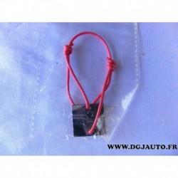 Bracelet rouge publicitaire 51098917 pour alfa romeo mito