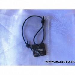Bracelet noir publicitaire 51098917 pour alfa romeo mito